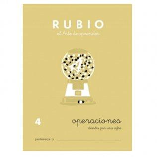 Cuadernos Rubio Operaciones 4