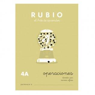 Cuadernos Rubio Operaciones 4A