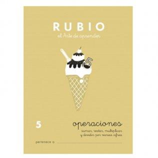 Cuadernos Rubio Operaciones 5