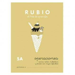 Cuadernos Rubio Operaciones 5A