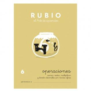 Cuadernos Rubio Operaciones 6