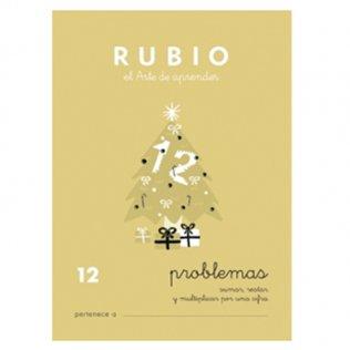 Cuadernos Rubio Problemas 12