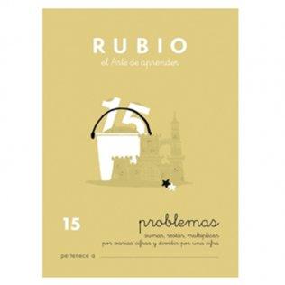 Cuadernos Rubio Problemas 15