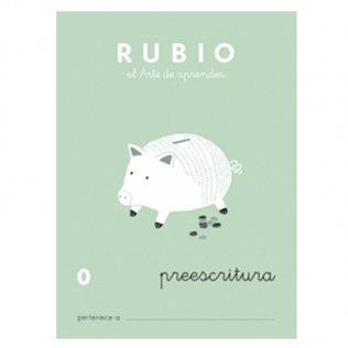Cuadernos Rubio Preescritura 00