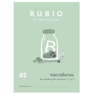 Cuadernos Rubio Caligrafía 02