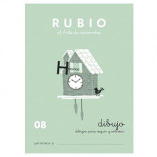 Cuadernos Rubio Caligrafía 08