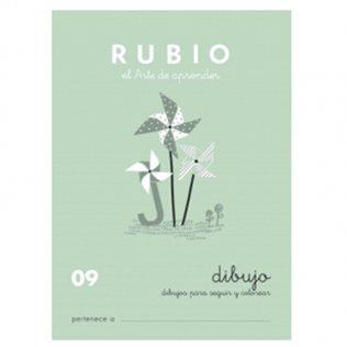 Cuadernos Rubio Caligrafía 09