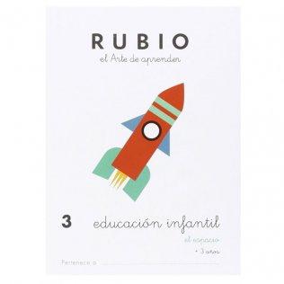 Cuadernos Rubio Infantil 3