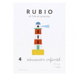 Cuadernos Rubio Infantil 4