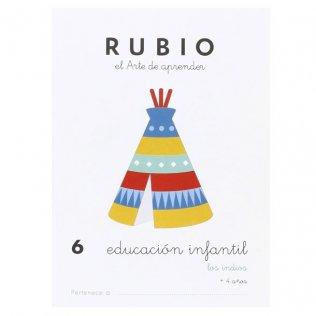 Cuadernos Rubio Infantil 6