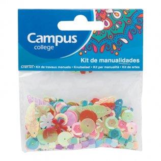Set manualidades Campus College Mix formas y colores