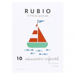 Cuadernos Rubio Infantil 10