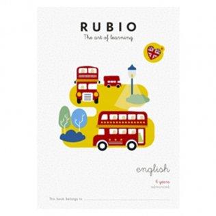 Cuadernos Rubio Inglés Advanced 6