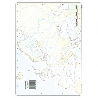 Mapas Mudos Europa Político