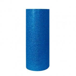 Goma Eva Campus College 40x60 2mm Purpurina Azul