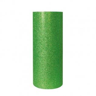 Goma Eva Campus College 40x60 2mm Purpurina Verde