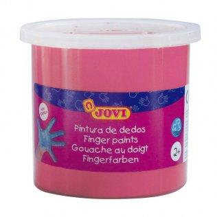Pintura de dedos Jovi 125ml. Magenta