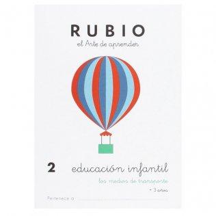 Cuadernos Rubio Infantil 2