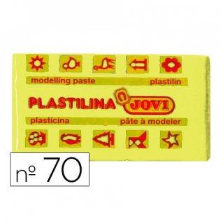 Plastilina Jovi 50gr amarilla