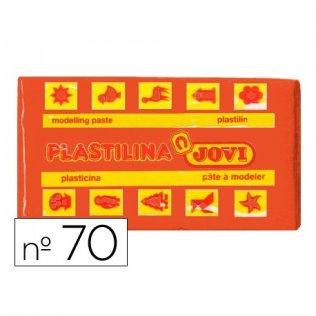 Plastilina Jovi 50gr naranja