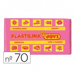 Plastilina Jovi 50gr rosa