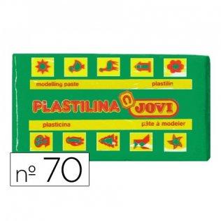 Plastilina Jovi 50gr verde claro