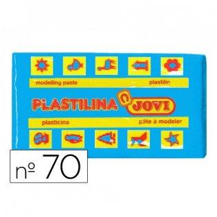 Plastilina Jovi 50gr azul claro