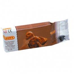 Pasta endurecible Jovi 500 gr Terracota