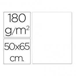 Cartulina Guarro Iris Blanco (pack 25h.) 50x65 cm