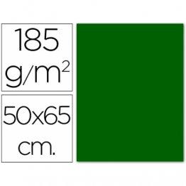 Cartulina Guarro Iris Verde Billar (pack 25h.) 50x65 cm