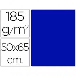 Cartulina Guarro Iris Azul Ultramar (pack 25h.) 50x65 cm