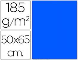 Cartulina Guarro Iris Azul Mar (pack 25h.) 50x65 cm