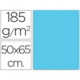 Cartulina Guarro Iris Azul Cielo (pack 25h.) 50x65 cm