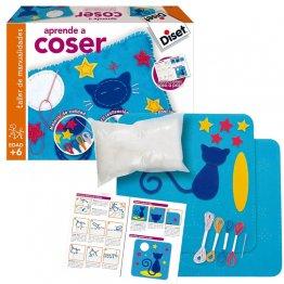 Juego Educativo Diset Aprendo a Coser