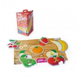 Miniland Flexi Forms: frutas