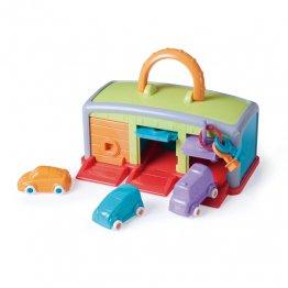 Miniland Minimobil Garaje