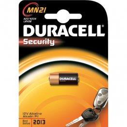 Pila Duracell alcalina MN21