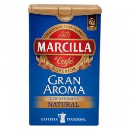 Café Marcilla gran aroma \u0022descafeinado\u0022