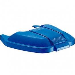 Tapa azul para contenedor Rubermaid 749272