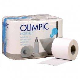 Papel higiénico doméstico 2 capas