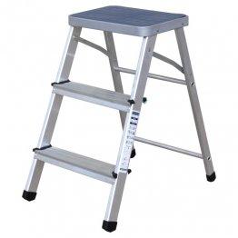 Escalera/Taburete aluminio 3 peldaños