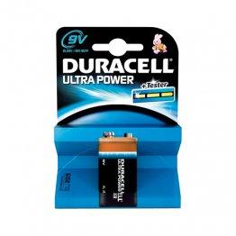 Pilas Duracell Ultra Power 9V