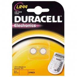 Pila Duracell botón LR44
