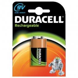 Pila Duracell recargable Supreme HR9V 1000 9V