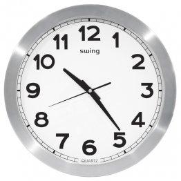 "Reloj pared Swing 14"""