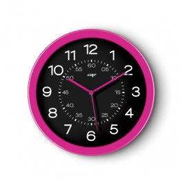 Reloj de pared CEP Gloss 820 rosa