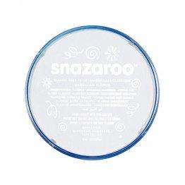 Maquillaje Snazaroo pastilla 75 ml blanco