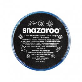Maquillaje Snazaroo pastilla 75 ml negro
