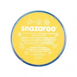 Maquillaje Snazaroo pastilla 75 ml amarillo