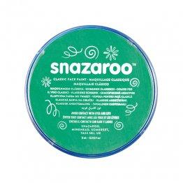 Maquillaje Snazaroo pastilla 75 ml verde
